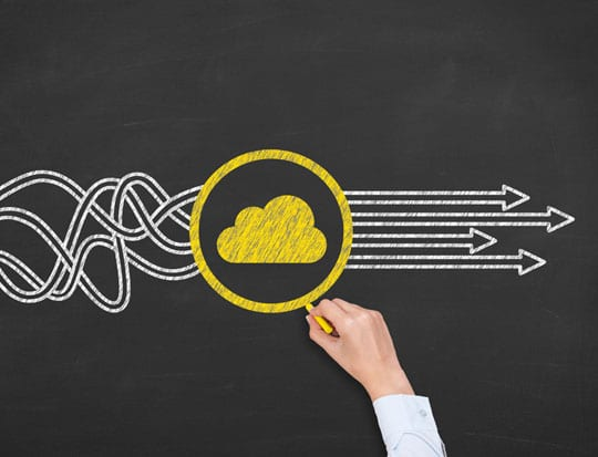 Cloud Strategy designed to help enterprises in their Cloud Journey - find the best way to get there.